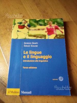 Le lingue e il linguaggio linguistica