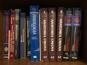 Libri facoltà di Medicina e Chirurgia