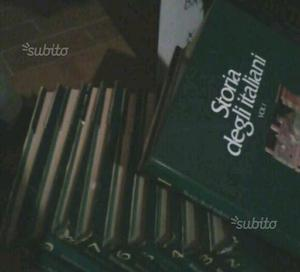 Libri storia degli italiani