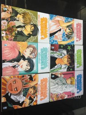 "Manga ""Oresama Teacher"" dal 1 al 6"