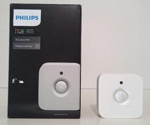 Philips hue sensore di movimento accensione luci