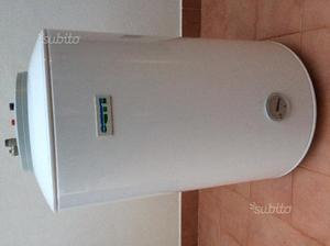 Scaldabagno elettrico boiler ocean a5 vetrificato posot class - Quanto consuma lo scaldabagno ...
