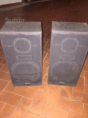 Casse stereo Philips 50 watt