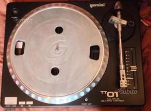 Giradischi Gemini TT01