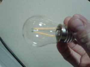 25 Lampadine LED 4w, attacco E27