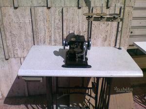 Stenditore rimoldi automatico con tavolo posot class - Tavolo macchina da cucire ...