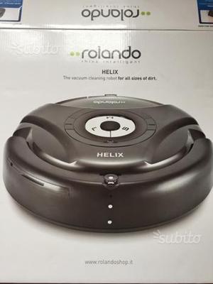 Robot aspirapolvere Rolando Helix