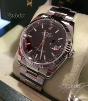 Rolex datejust 36 ref