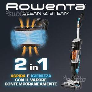 how to clean a rowenta steam iron