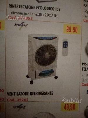 Arneg gruppo refrigerante posot class for Ventilatore refrigerante