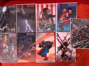 Cavaliere Oscuro III Razza Suprema serie completa