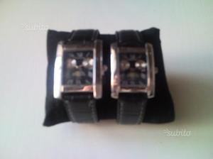 Coppia di orologi uomo/donna