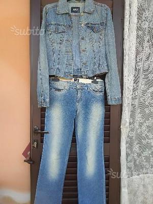 Jeans D&G Giacca Jeans Rifle Originali