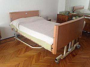 Letto ortopedico per anziani disabili posot class - Letto anziani usato ...