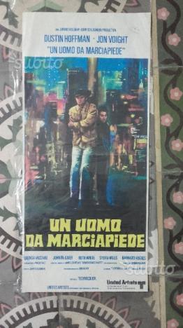 Locandina d'epoca film Un uomo da marciapiede