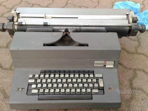OLIVETTI EDITOR 4 macchina da scrivere elettrica