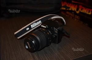 Reflex Nikon d come nuova
