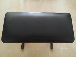 Panchetta panca sgabello sedia per pianoforte tastiera regolabile