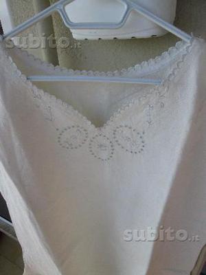 Camicia da Notte Lino