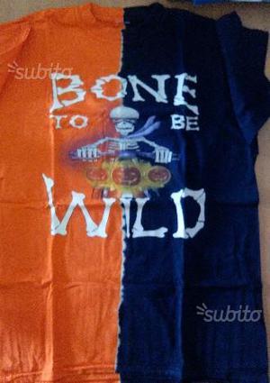 T shirt con disegno (provenienza americana)
