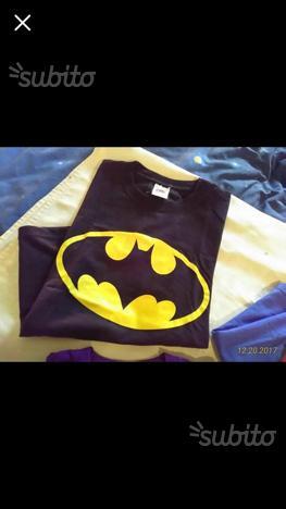 T shirt super eroi