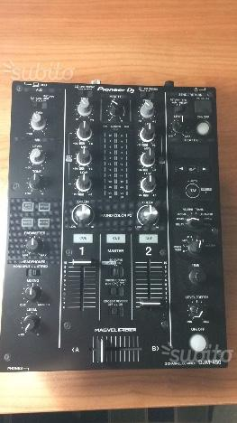 Mixer Dj due canali - Pioneer djm 450 in garanzia