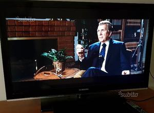 "Samsung Tv lcd 40"" +lettore bluray"