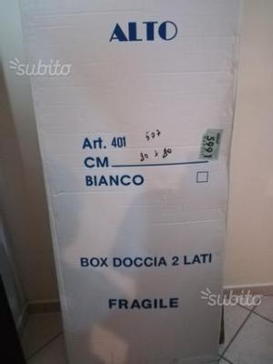 Box doccia