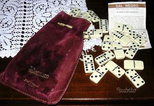 Gioco del Domino - T. Dal Negro