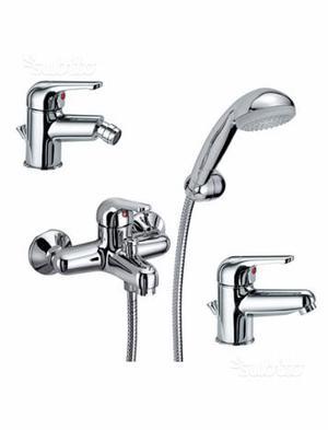 Miscelatore lavabo,bidet e vasca,Tuingo Frattini