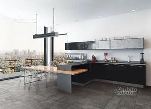 Piastrelle 60x60 pavimento legno a cassettone posot class - Piastrelle effetto metallo ...