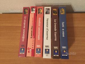 Collezione Alberto Sordi VHS