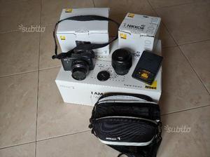 Fotocamera digitale mirrorless NIKON 1 J2