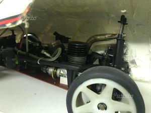 Lancia delta hf motore a scoppio