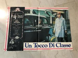 """Locandina film """"Un tocco di classe"""""""