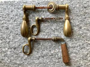 Maniglie porte posot class for Porte interne antiche