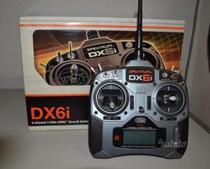 Radiocomando Spektrum DX6i