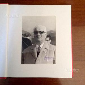 Autografo originale ENZO FERRARI