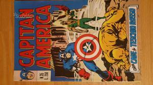 Capitan America nr 35 - ed. Corno