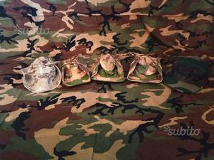 Militare - soft air cappelli vari tipi e jungle