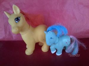 My little pony - lotto (anni `80)
