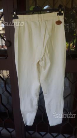 Pantaloni donna equitazione