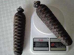 Pesi orologio a pendolo kg.2,4