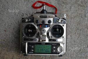 RADIOCOMANDO FUTABA FF9 40Mhz