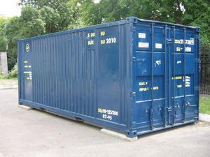 Vendita di Container 20'piedi semi-nuovi come da foto!