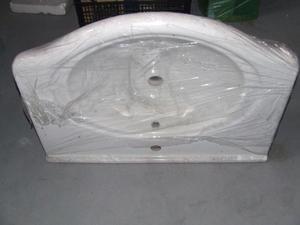 cesame - aretusina - consolle in ceramica per lavabo bagno