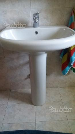Set sanitari lavandino wc bidet