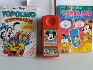 TOPOLINO + Topowalkie