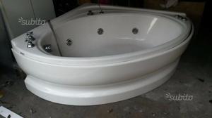 Vasca Da Bagno Angolare 130x130 : Vasca da bagno angolare acquista vasche da bagno angolari online