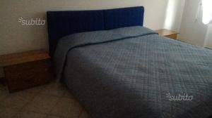 Camera da letto completa in noce nazionale